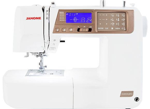 5300QDC Janome Electronic Sewing Machine