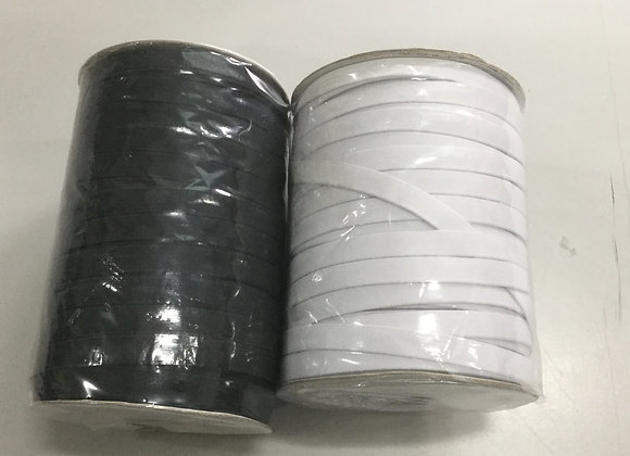 12mm Non Roll Elastic x100m Roll