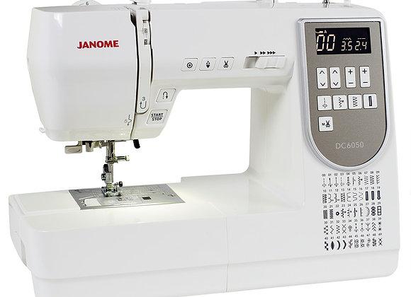 DC6050 Janome Sewing Machine
