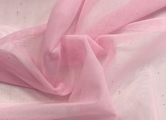 Stretch Mesh baby pink