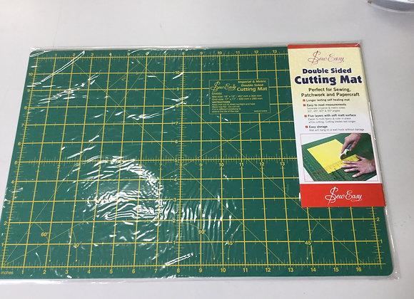 "Cutting Mat 24""x18"" Sew Easy"
