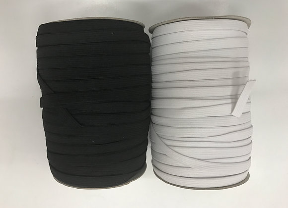 9mm x 100mt ROLL Knitted Elastic
