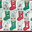 Thumbnail: Stocking advent bunting