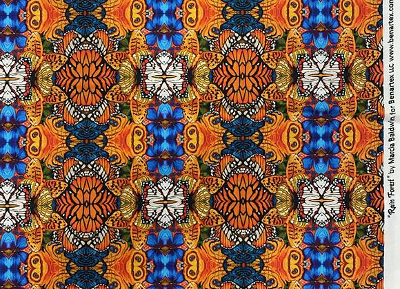 Metamorphis orange Benartex