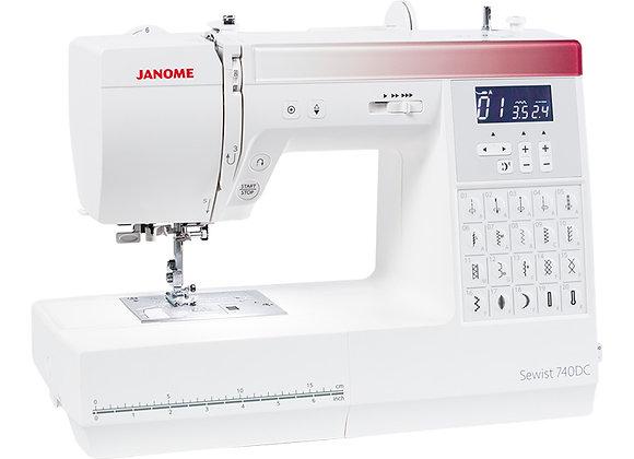 740DC Janome Electronic
