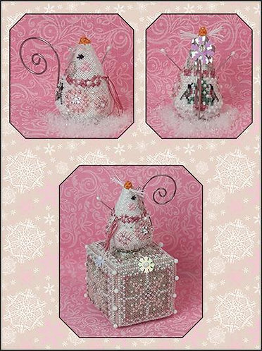 Crystal Snowlady Mouse - Limited Edition