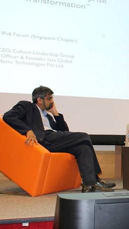 Panelist BITAS Conference