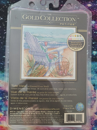 Gold Collection Petites - Tide View