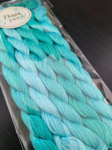 Rolanda Floss Pack - Turquoise