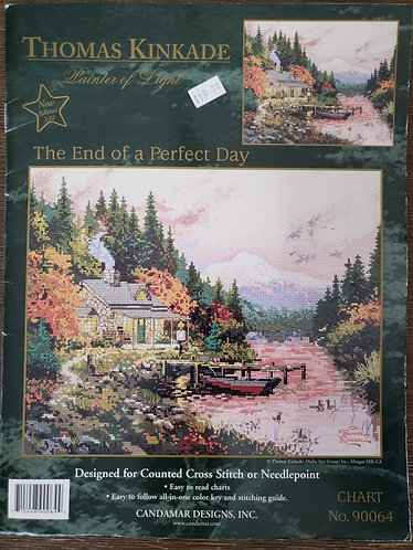 Thomas Kinkade The End of a Perfect Day (New Edition)
