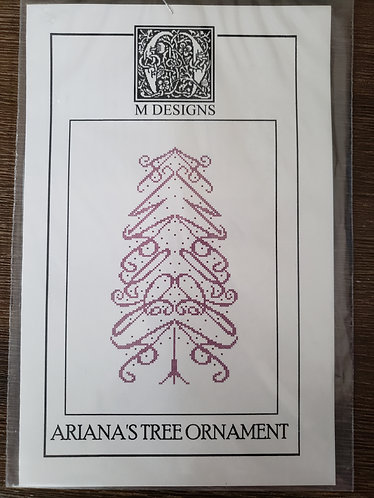 Ariana's Tree Ornament