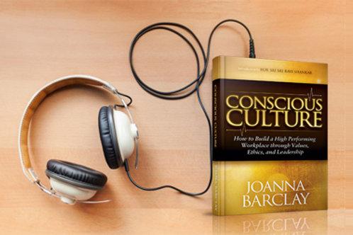 Conscious Culture Audio Book