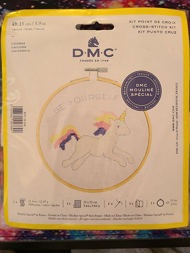 DMC Cross Stitch Kit - Be Yourself