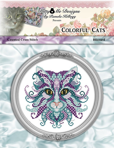Colorful Cats - Blizzard