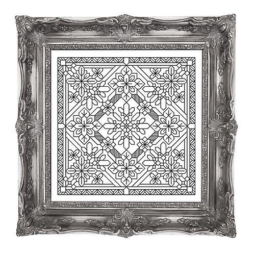 Crystal Ornament Series #1