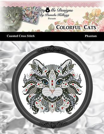Colorful Cats - Phantom