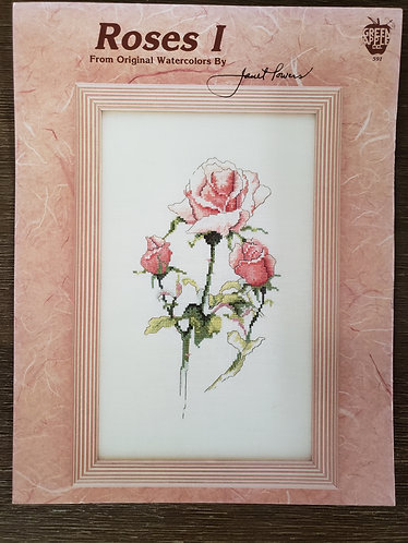 Roses I Original Watercolours