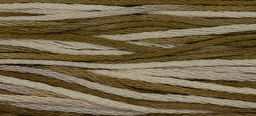 Weeks Dye Works -  1211 White Walnut