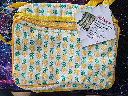 Pineapple Craft Bag + 3 Inserts