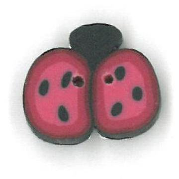 Tiny Cranberry Ladybug - 1103.T