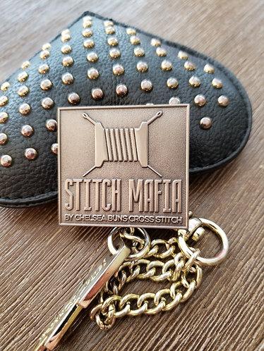 Stitch Mafia Collectors Pin