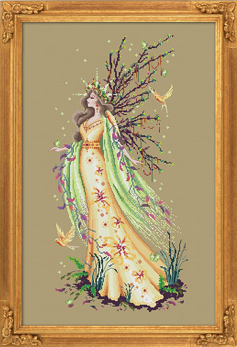 Gaia, the Earth Goddess