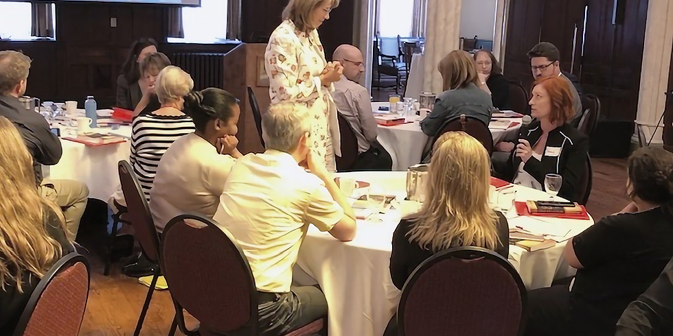 Online Group Facilitation Methods Training