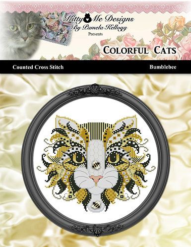 Colorful Cats - Bumblebee