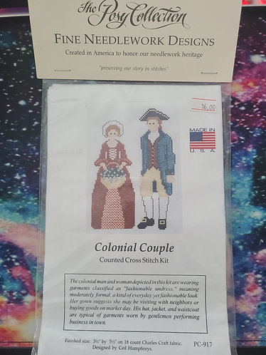 Colonial Couple Kit