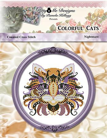 Colorful Cats - Nightmare