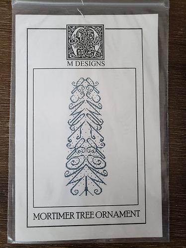Mortimer Tree Ornament