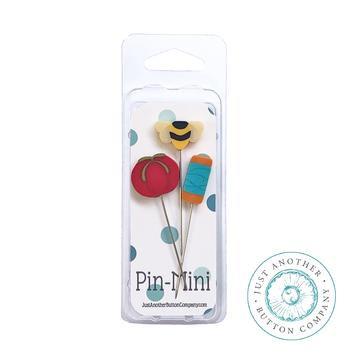 Sewing Bee Pin-Mini - JPM481 - Limited Edition