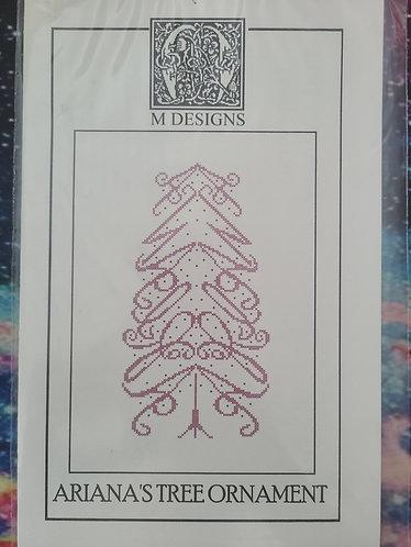 Ariana's Tree Ornament
