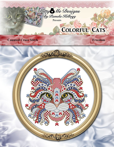 Colorful Cats - Freedom