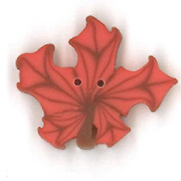 Small Orange Maple Leaf - 2273.S