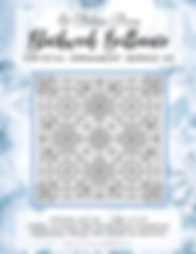Copy of Copy of Chelsea Buns - Blackwork