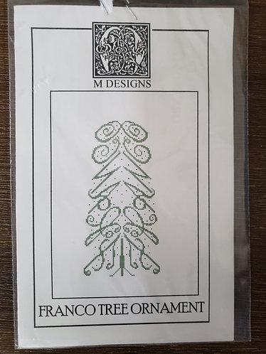 Franco Tree Ornament