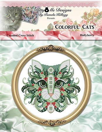 Colorful Cats - Hollyberry