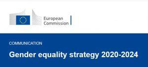Miesten tasa-arvo ry kommentoi EU:n tasa-arvostrategian 2020-2024 linjauksianostamalla esiin viisi