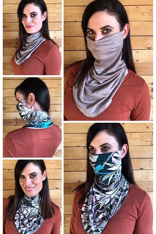 Winter Reversible Buff Mask