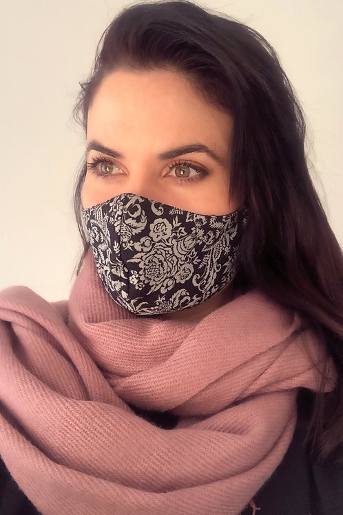 Damask Mask