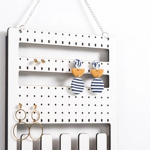 Earring & Necklace Organiser