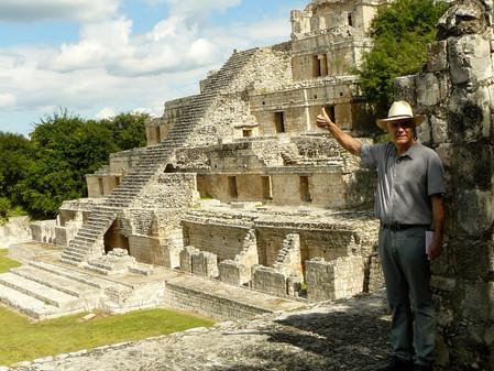 Mexique du Yucatan  au Chiapas