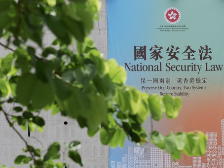 National Security Law: Know Your Customers (KYC) implications for NGOs