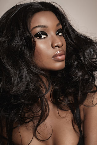 Closeup of a beautiful African woman with makeup.jpg