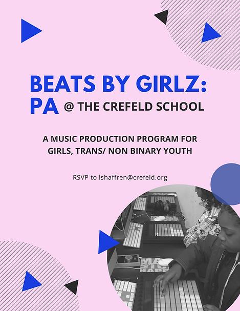 BBG_ PA @ The Crefeld School - Lisa Shaf