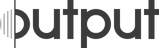 Output logo grayscale.png