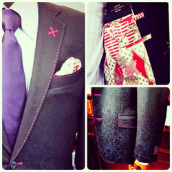 Order made suits