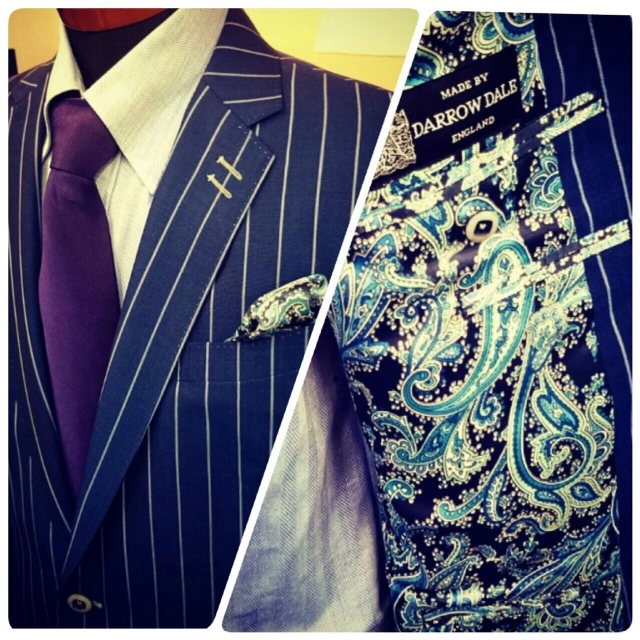 Ordermade suits