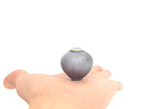 Miniature Pot&Cover Medium No.15